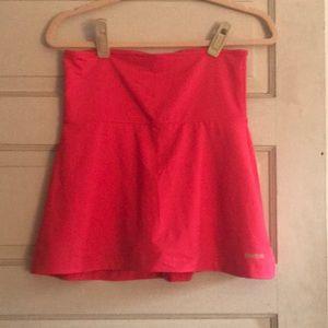 Pink Reebok Tennis Skirt